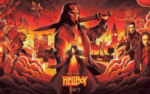 Hellboy: Nuovi Infernali Poster