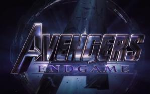 avengers end game logo