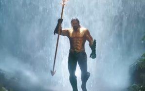 Aquaman in home video, tutti i dettagli