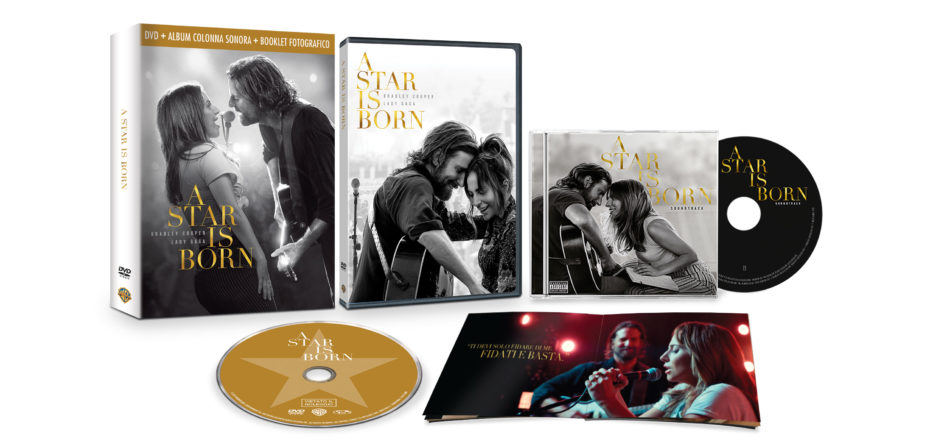 A Star is Born cofanetto DVD