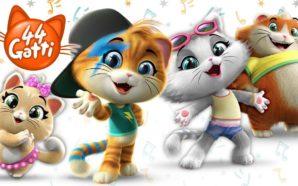 44 Gatti: serie animata, primo trailer italiano