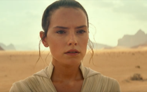 Rey in Star Wars 9